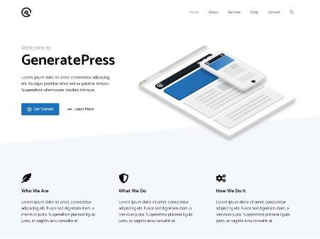 generatepress-plantilla-wordpress