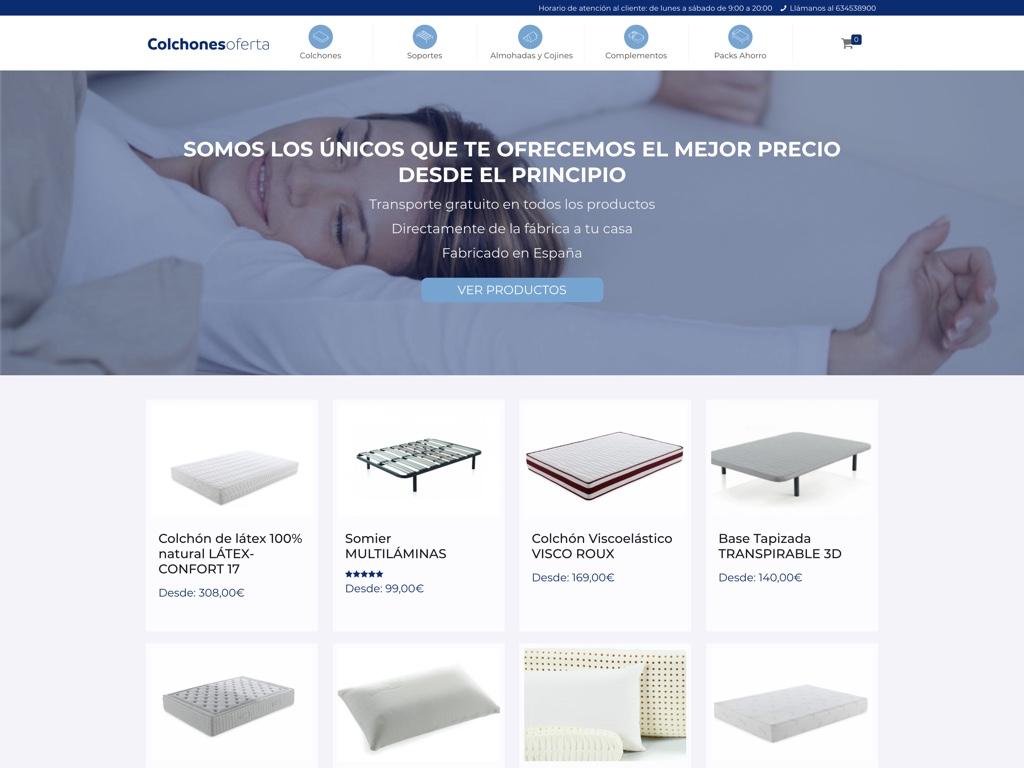 Colchones oferta - Colchones venta online ...